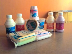 Susu Pasteurisasi Aneka Rasa